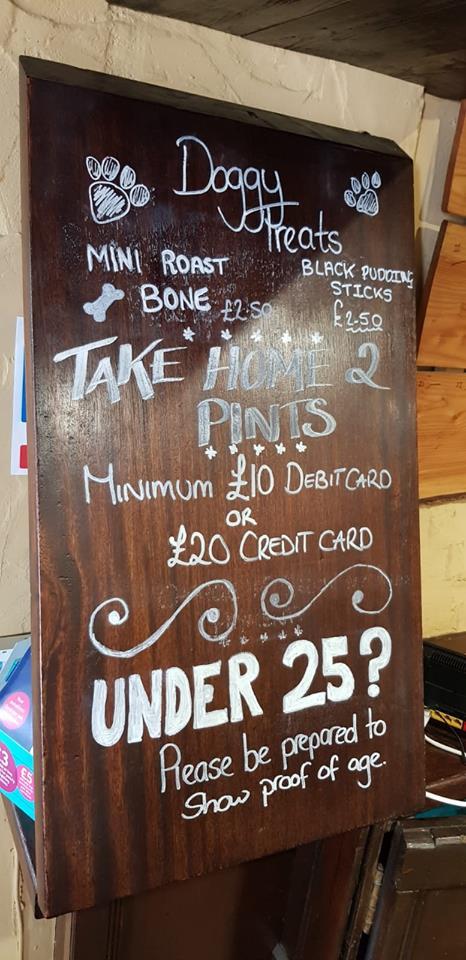 Sun Inn Pub Kendal Windermere (15)